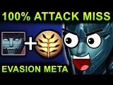 UNLIMITED EVASION PHANTOM ASSASSIN - DOTA 2 PATCH 7.07 NEW META PRO GAMEPLAY