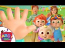Finger Family Cocomelon ABCkidTV Nursery Rhymes Kids Songs