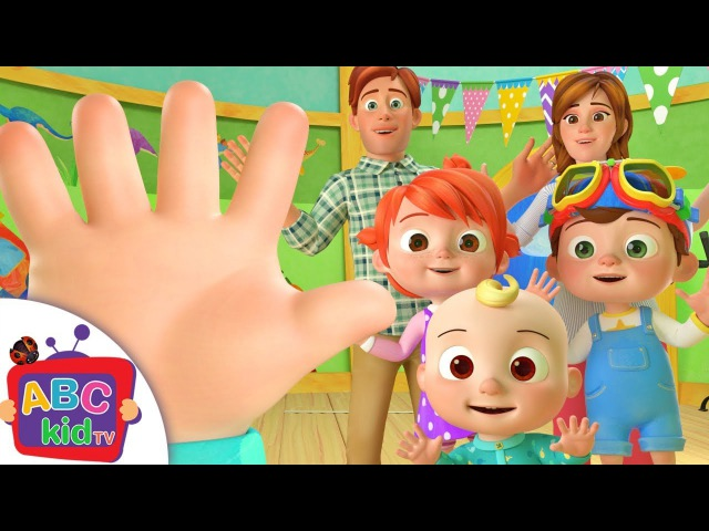 Finger Family | Cocomelon (ABCkidTV) Nursery Rhymes Kids Songs