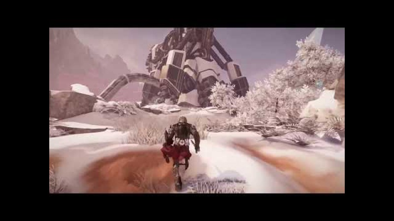 Elex Official Trailer The Cleric Faction Upcoming OPEN WORLD RPG Game 2017