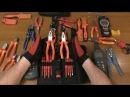 Инструмент электрика Обзор КВТ Knipex