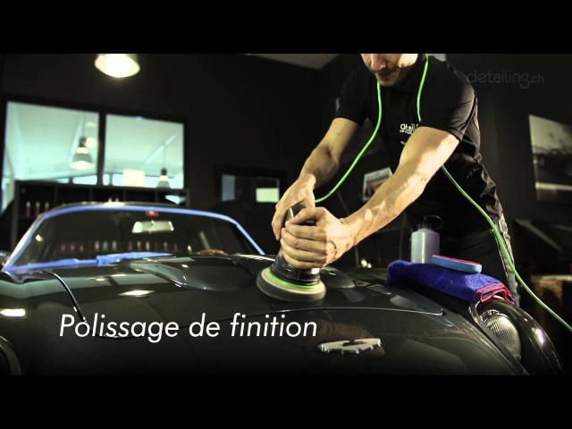 Detailing.ch - Swissvax - Suisse - Aston Martin DB4 Zagato