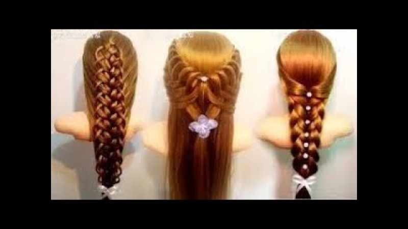 Amazing Hairstyles Tutorials Compilation 2018