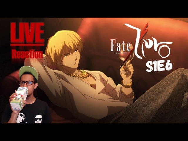 [Vezaks: реакция] Все против одного! Судьба: Начало / Fate/Zero - 1 сезон 6 серия *redirect*