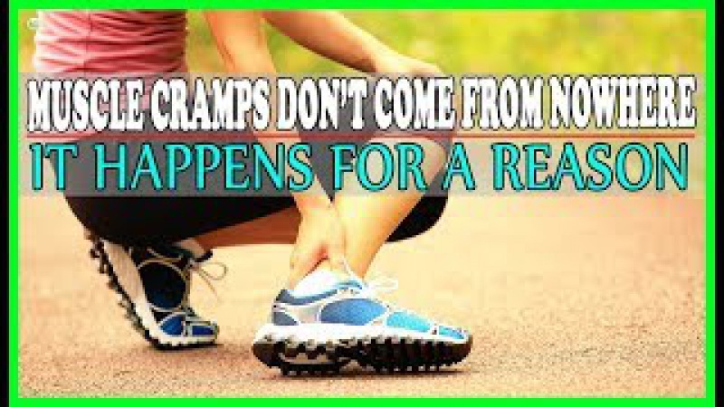 Leg Cramps Don't Come from Nowhere, It Happens for A Reason | Best Home Remedies