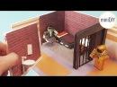 DIY Miniature Roblox Toys Jailbreak Set