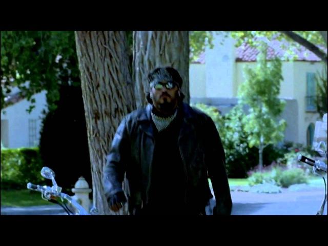 Breaking bad Jesse Pinkman bikers scene