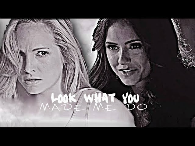 Katherine Caroline | Believer \ Look What You Made Me Do