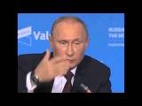Putin Europa stirbt aus, versteht Ihr das denn nicht