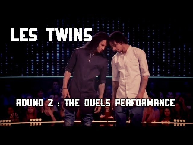 ★LES TWINS vs KYLE VAN NEWKIRK ★ WORLD OF DANCE NBC 2017 ★ THE DUELS Full Performance