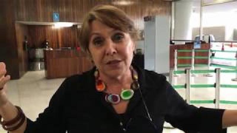 Deputada Erika Kokay ao DCM: