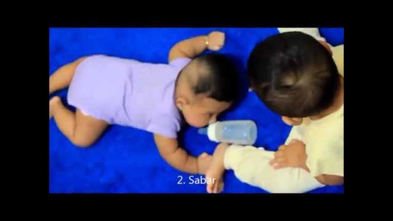 KISAH IBU PUNYA DUA BAYI LUCU | THE STORY TO BE A MOTHER