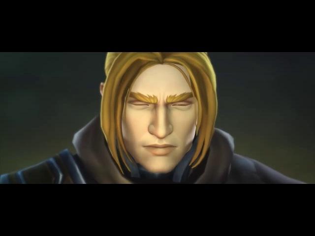 WoW: почему Орда и Альянс снова воюют, или что погубило Вариана и Вол'Джина?