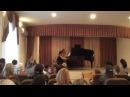 """Лист - Воспоминание об опере В. Моцарта """"Дон Жуан 30.10.2017г"""