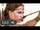 "TOMB RAIDER ""Becoming Lara"" Featurette [HD] Alicia Vikander, Hannah John-Kamen, Walton Goggins"