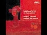 Luigi Boccherini Flute Quintet in E-Flat Major, Op. 17 No. 6 Quatuor Sine Nomine