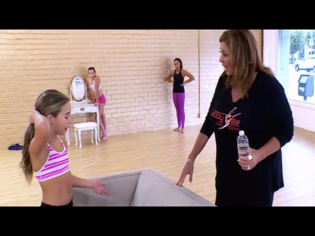 Every time the Girls talked back to Abby! (Dance Moms)