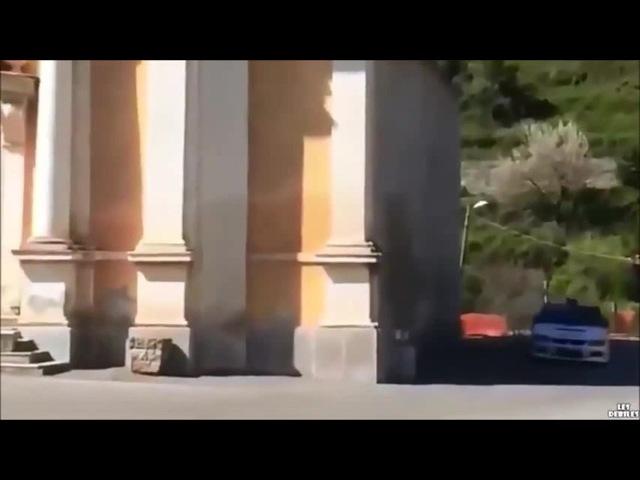 Rally drift fail