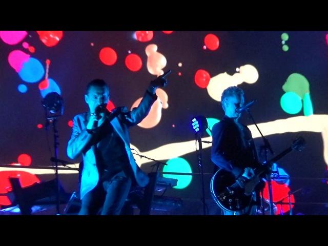DEPECHE MODE FULL CONCERT LIVE (1080p) @ FORO SOL MEXICO CITY MARCH 13th 2018