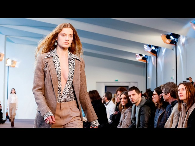 Chloe | Fall Winter 2018/2019 Full Fashion Show | Exclusive