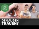 Könnt ihr euren Augen trauen optische Täuschungen
