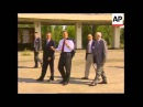 Ukraine/Russia - Al Gore visits Chernobyl