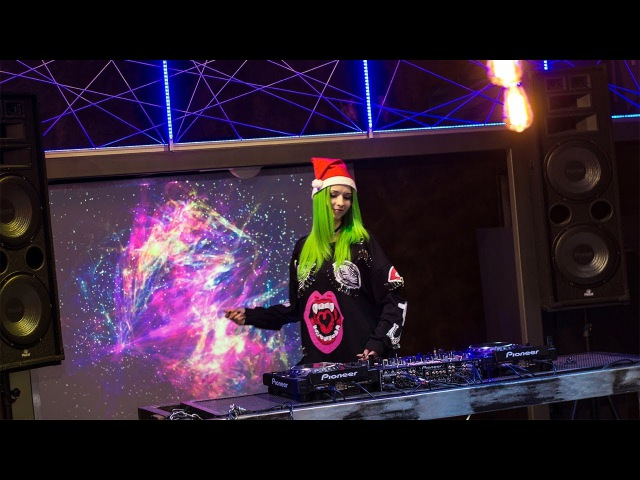 Miss Monique - Special Christmas Podcast (Live, Otorva Records 25.12.2017)