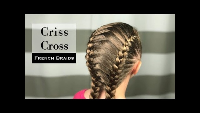 Criss Cross French Braids by Holster Brands