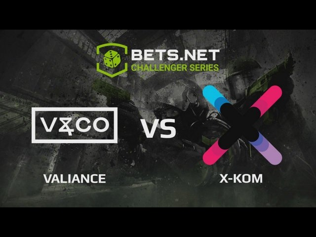 Epsilon vs x-kom | Bets.net Challengers Series: CIS Group | by @TheCraggy