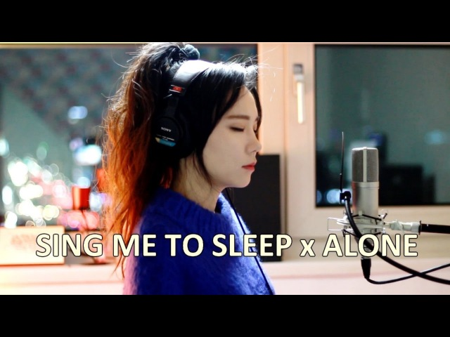Alone Sing Me To Sleep MASHUP cover by