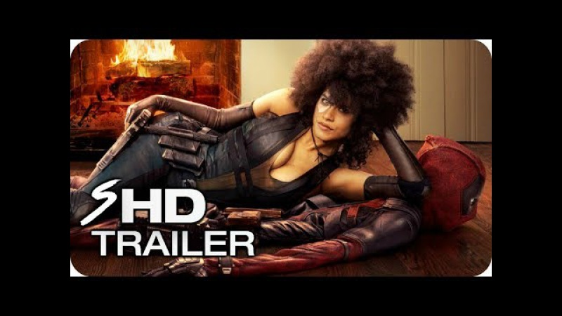 Deadpool 2 - Official Extended Teaser Trailer (2018) Cable And Domino First Look
