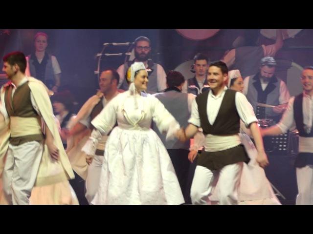 Danse bretonne : Maraîchine du Bagad de Vannes