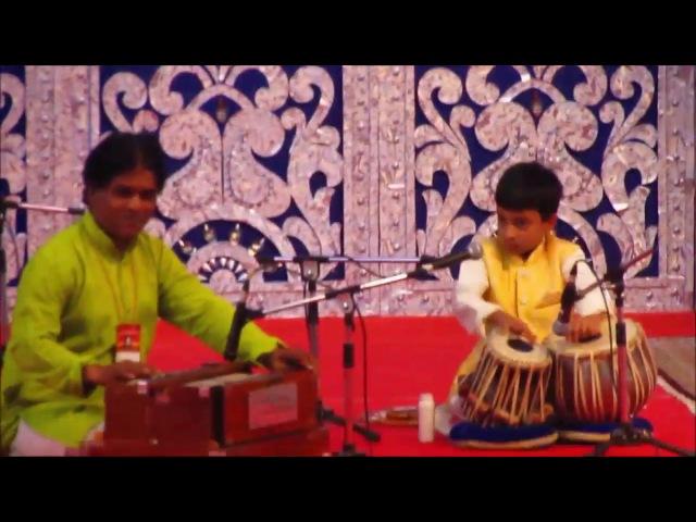 Powerful Tabla performance by a balganesha.