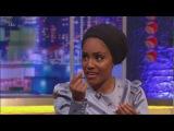 Nadiya Hussain Telling A Shocking Story - The Jonathan Ross Show - 11 Nov 2017