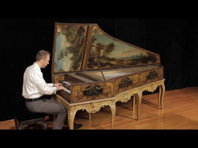 Harpsichord, made by Henri Hemsch, France (Paris), probably 1736