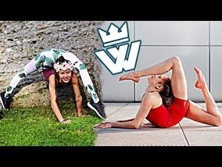 UNREAL FLEXIBLE GIRL - Queen of Flexibility (Stefanie Millinger)
