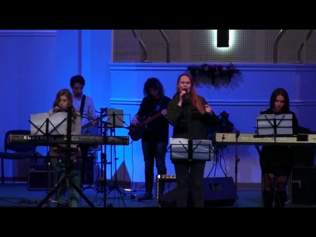 Бог за нас сражается - группа прославления ц.Ковчег - 14.02.2018