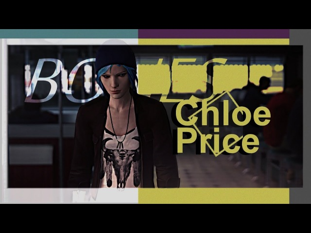 Chloe price || bones