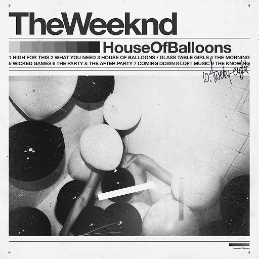 The Weeknd альбом House Of Balloons