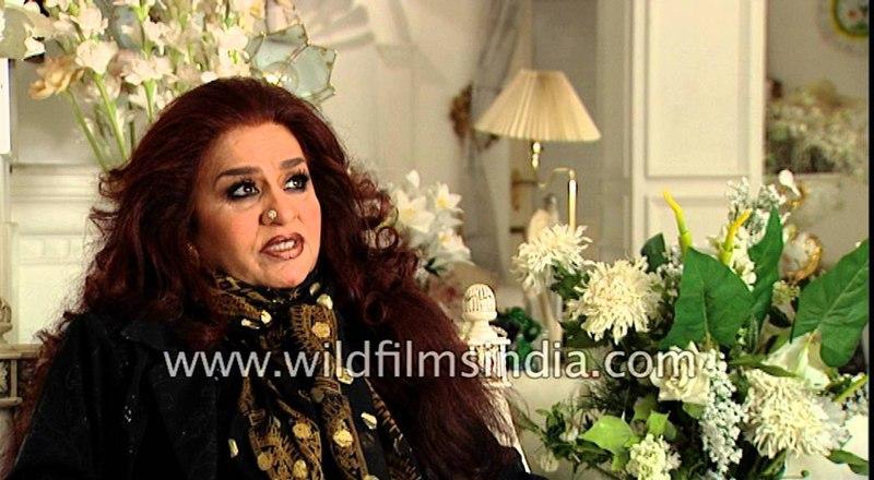 Beauty queen of India - Shahnaz Husain speaks about her Herbals empire