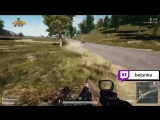 Изи перепрыгнул PLAYERUNKNOWNS BATTLEGROUNDS | PUBG