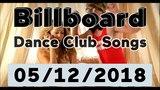 Billboard Dance Club Songs TOP 50 (May 12, 2018)