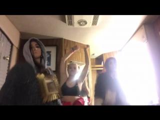 Karlee Grey, shai, GA JEN, GG MAGREE. 'Ski Mask The Slump God - Catch Me Outside'