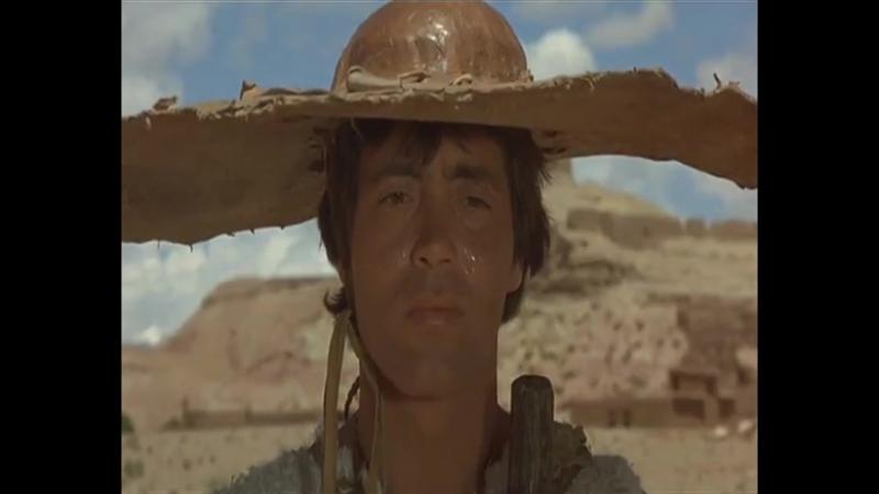 «Царь Эдип» 1967 Режиссер Пьер Паоло Пазолини драма, притча
