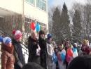 Торжественная церемония открытия 3 малых зимних олимпийских игр
