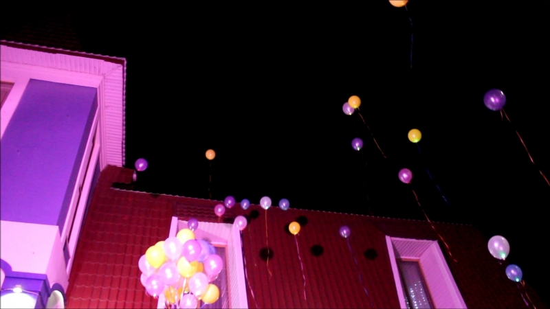 шары со светодиодами для вашего торжества