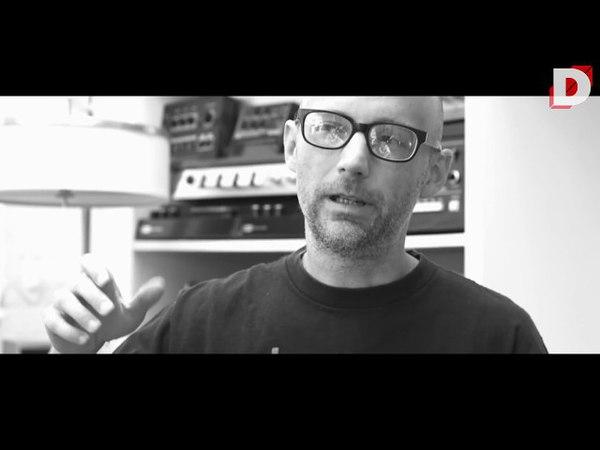 Интервью с музыкантом Moby [русская версия]
