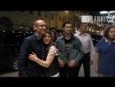 EXCLUSIVE_ Linkin Park arrived to Moscow, 01.06.2014 _ Linkin Park прилетели в Москву с концерта