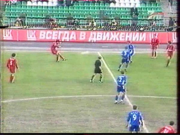 Спартак (М) 1-1 Зенит / 23.04.2003 / Премьер-Лига