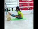 тренировка,Эмили Москаленко